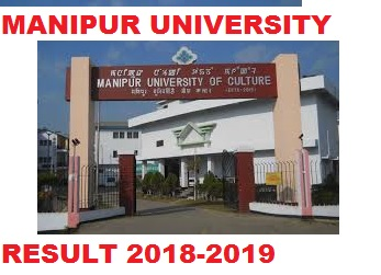 Manipur University 2nd, 4th, 6th  Sem. Schedule/Time Table 2020 Date sheet 2