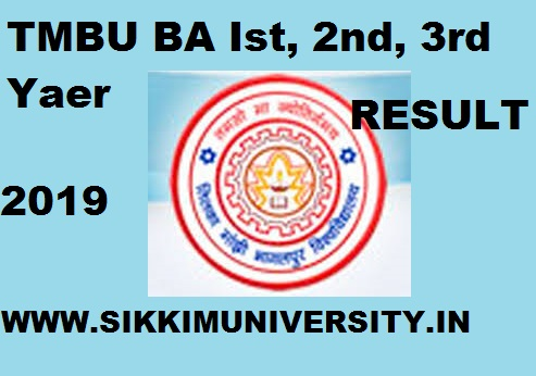 TMBU BA Ist, 2nd, 3rd Year Result 2021, Tilka Manjhi Bhagalpur University BA Part I, II, III Yr. Result 2021 1