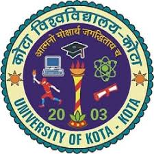UOK Kota बीए  3rd Year Name Wise B.A  Ist, 2nd, 3rd Year Admit Card 2020 1