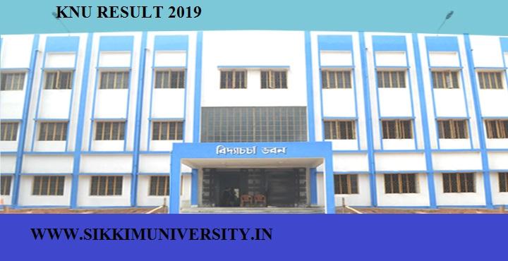 Kazi Nazrul University Ist, 2nd, 3rd Result 2019 BA BCOM BSC (Hons/Gen) 2