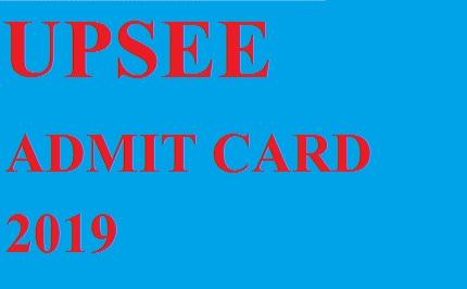 UPSEE Name Wise Admit Card 2020- AKTU State Entrance Test Hall ticket 1