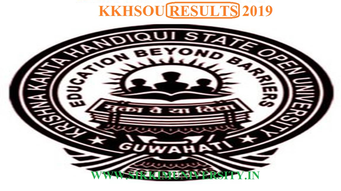 KKHSOU Result 2020 Ist, 2nd, 3rd Year MA BA BCOM M.COM BSC MSC Results 1