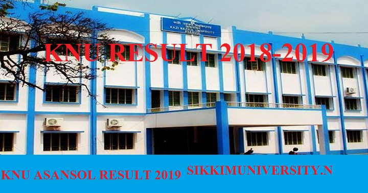 Kazi Nazrul University Asansol Ist, 2nd, 3rd Year Results 2021 UG/PG at knu.ac.in 1
