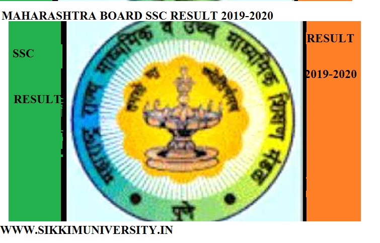 Maharashtra 10th Result 2020 - SSC Result 2020 Maharashtra Board Date at Mahresult.nic.in 1