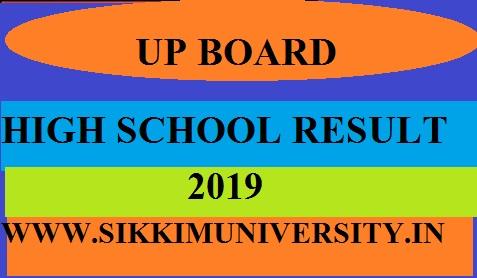 UP Board 10 Result 2019 : UP High School 2019 Result Date 20 April