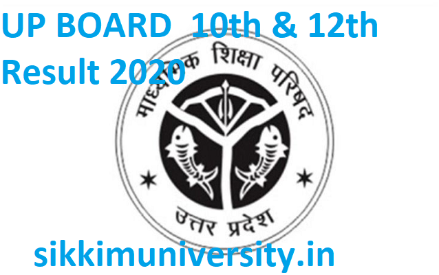 UP Board ने  घोषित किया 10th/12th 2020 Feb./March  का परीक्षा परिणाम  at upmsp.edu.in 1