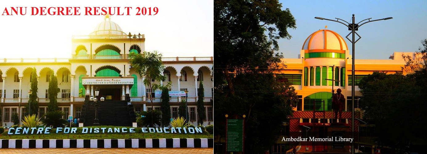 ANU Released Degree Results 2019 March 2/4/6 Sem BA BCOM BSC Sem. Wise 1