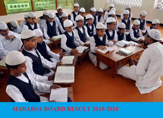 Madarsa Board Result 2020 State Wise Maulvi, Fazil, Alim Result Various States 2