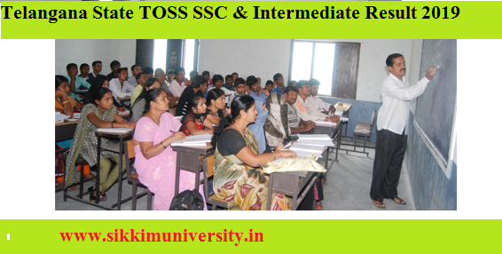 TOSS Inter & SSC May Results 2020: Manabadi TS Open School 12th & 10th Results @telanganaopenschool.org 1