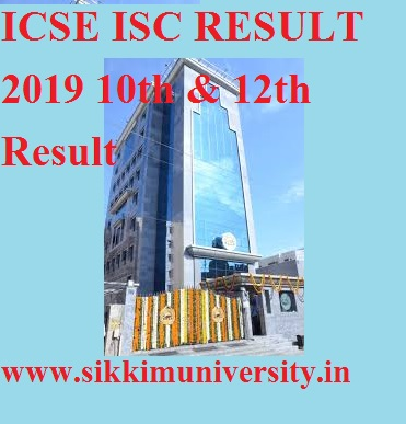 CISCE Board Release ICSE 10th & ISC 12th Result 2020 Today 1