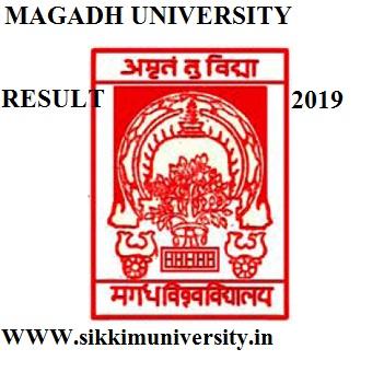 Magadh University Part 1 2 3 Year Result 2020 B.Ed BA BCOM BSC Exam Result 1