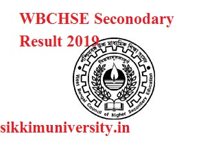 WBCHSE 10th HS Result 2020 West Bengal Madhyamik Result Date 1