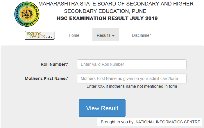www.mahresult.nic_.in-2019-HSC-Result-Date