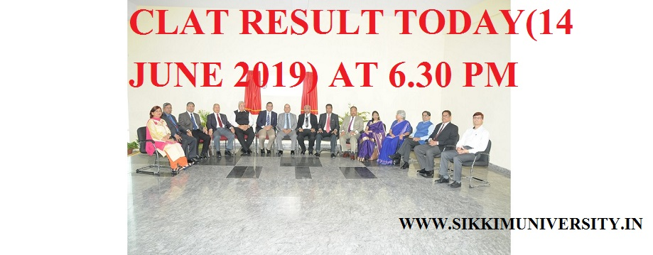 CLAT RESULTS 2021 UG/PG Released Today 6.30 PM 1