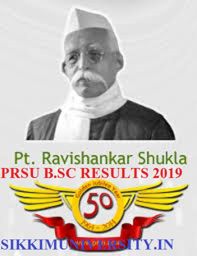 PRSU B.Sc Ist, 2nd, 3rd year Result 2021 Name Wise Download 1