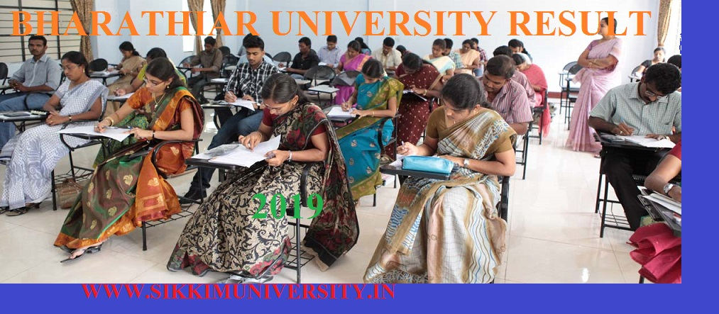 Bharathiar University Annual/Semester 1, 2, 3 Year Result 2020 UG, PG Exam Result Download 1