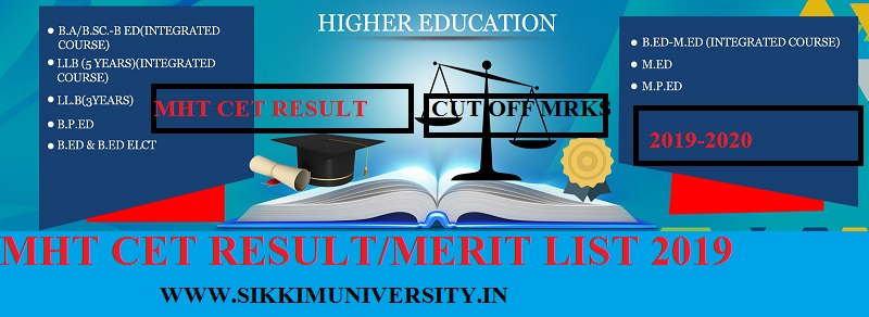 MHT CET Result/Merit List 2021 Provisional Cut Off marks & Scorecard 1