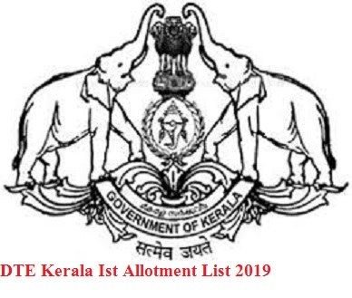 Kerala Polytechnic Released 1st Allotment 2020- Final Rank, 1st Seat Allotment Slip polyadmission.org 1