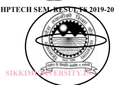 HPTECH Results 2021 Polytechnic Diploma All Sem. Exam Results 1