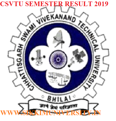 CG CSVTU Results 2021 2nd 4th 6th Sem Diploma MCA MBA BE Results 1