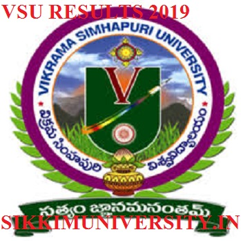 VSU Degree 2nd, 4th, 6th Sem. Results 2020 (Released) - Vikram Simhapuri University UG Results at www.simhapuriuniv.ac.in 1
