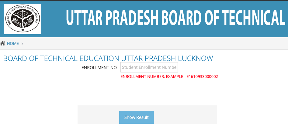 BTEUP Result 2019 | UP Diploma Polytechnic 2nd, 4th, 6th Semester Results, Marks Sheet @ bteup.ac.in