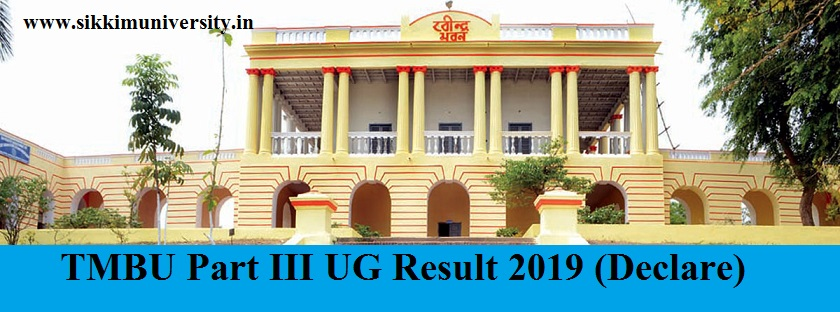 TMBU Part III Result 2020 (Declare) BCOM BA BSC Degree Part-3 Results @tmbuniv.ac.in 1