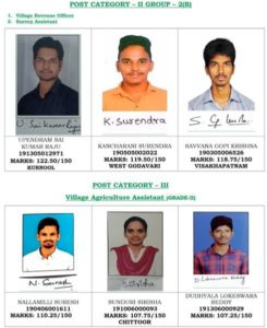 AP Grama Sachivalayam Result 2019 Released [*OUT*] Merit List/Cutoff Marks 2