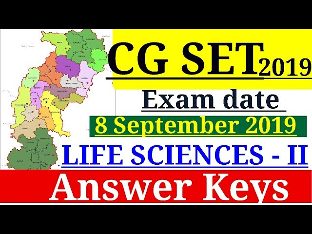 CG SET 2019 PAPER-1 MODEL ANSWER Paper 2