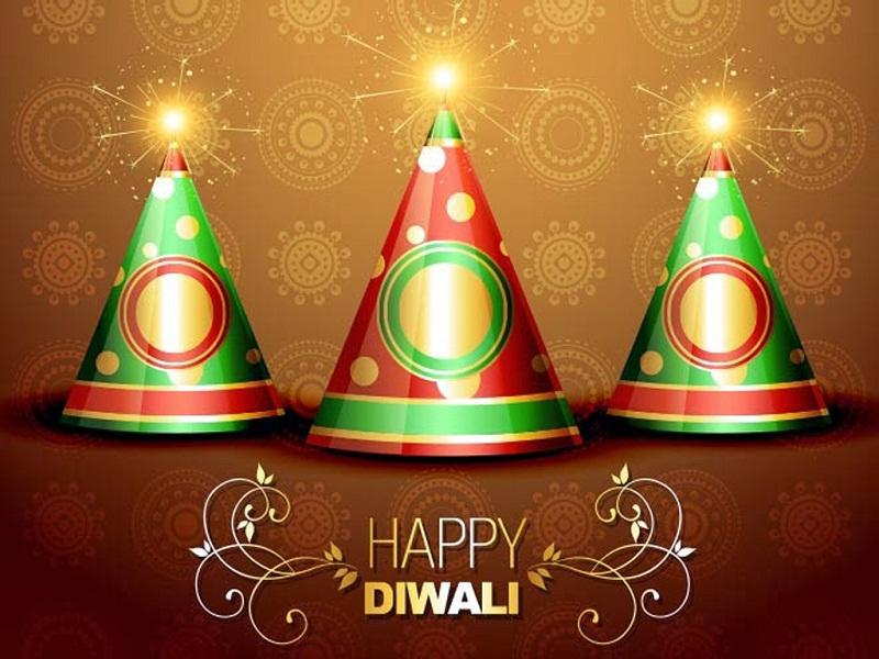 Happy Deepawali (Diwali) 2019 Diwali Wishes Diwali Greetings Diwali Quotes in Hindi & English 2