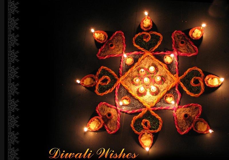 Happy Deepawali (Diwali) 2019 Diwali Wishes Diwali Greetings Diwali Quotes in Hindi & English 4