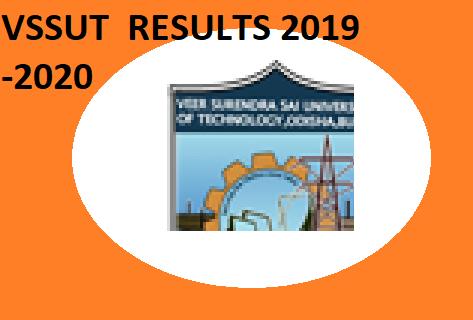 VSSUT UG/PG Nov/Dec Results 2020 -  VSSUT Ist, 3rd, 5th, 7th Odd Sem. Results Nov 2020 1