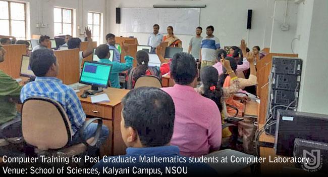 NSOU Exam Schedule 2019-2020 - Netaji Subhas Open University UG/PG TEE Exam Date Sheet Notice Download 1