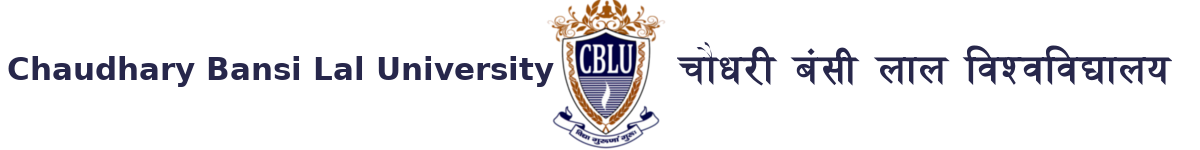 CBLU  Time Table 2020 B.Ed BA BSC BCOM Exam Date Sheet Download 1