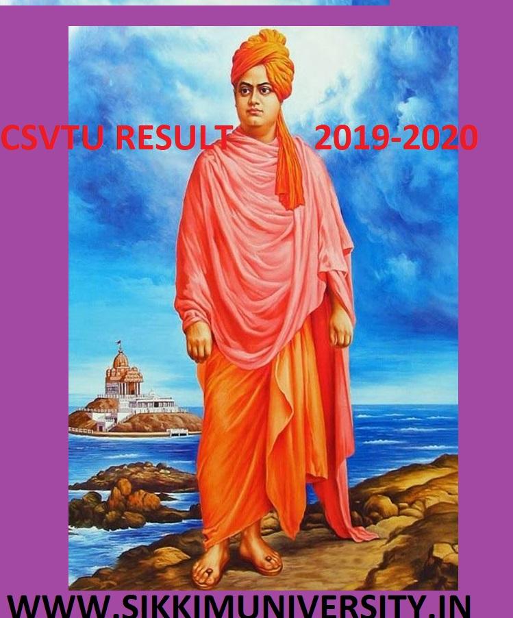 CSVTU Polytechnic Diploma Odd Sem. Result 2020 - CSVTU Diploma Ist/3rd/5th Sem Result 2020 Name Wise 1