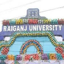 Raiganj University All Years UG & PG Result 2021 - Check Raiganj University PG UG program Result, Merit List & Mark Sheet at raiganjuniversity.ac.in 1