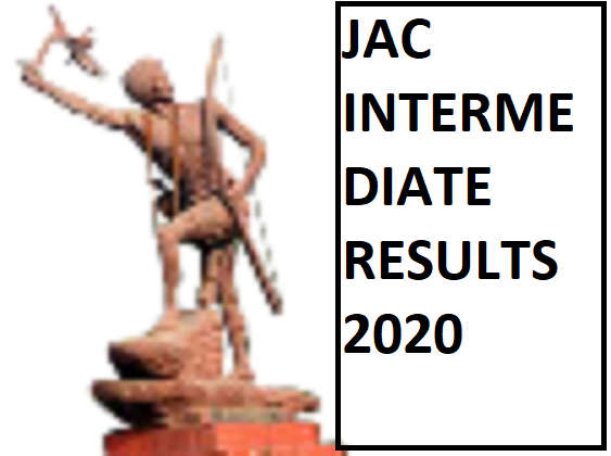JHARKHAND JAC 12 Result 2020 - Jharkhand Board Inter Result 2020 1