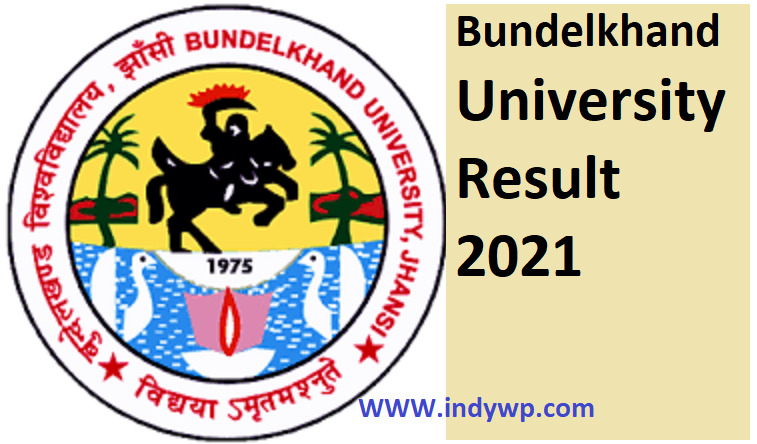 BU Jhansi Revaluation Result 2021 B.Com B.Sc BA Scrutiny Exam Result 1
