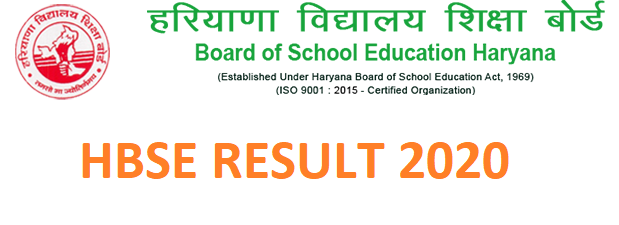 HBSE 10th Result 2020 with Marks/Topper/merit List at Bseh.org 2