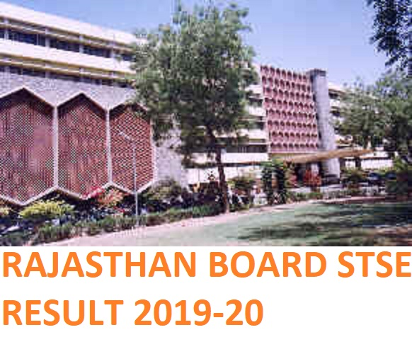Rajasthan STSE Result/Cut Off/ Topper Mark/Merit List 2019-2020 - RBSE Pratibha Khoj Class 10/12 Scholarship Result 2019 1