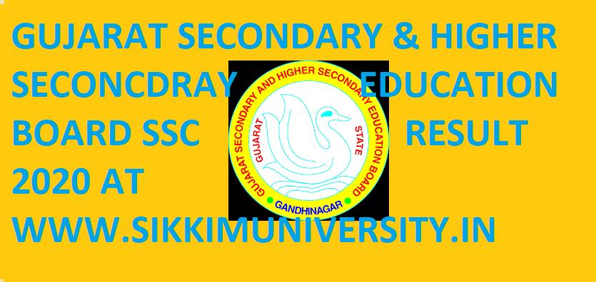 Gujarat 10/SSC Result 2021 - Gseb.org Result Date- Gujarat Board 10 Class Result 2021 1