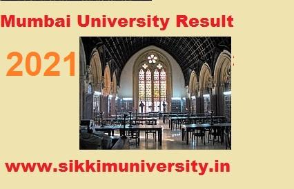 Mumbai University 1/3/5 Sem. Results 2021 B.Ed, BMM, B.Sc, B.Com Nov-Dec Mark sheet 1