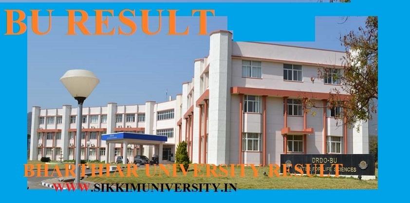 Bharathiar University 1/2/3/4/5/6/7/8 Semester Results 2021- BU BSC BA BCOM Ist, 2nd, 3rd, 4th, 5th, 6th, 7th & 8th Semester Result April 2021 1