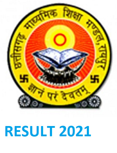 CGBSE 10th Result 2021 ~ CG Board Secondary /Matric Topper List Name Wise Result 2021 1