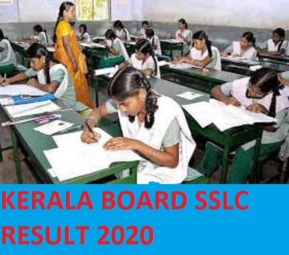 KERALA SSLC Exam Results 2020 - Download Keralaresults.nic.in 10th Exam Results 2020 1