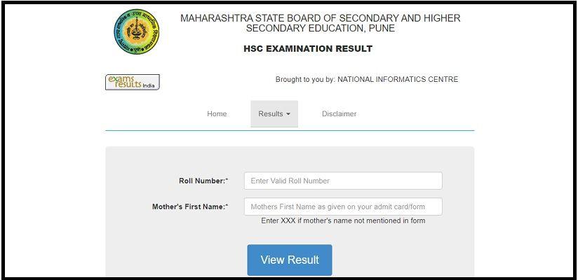 Mahresult.nic.in SSC Results 2020 -Maharashtra Board 10 Result 2020 2