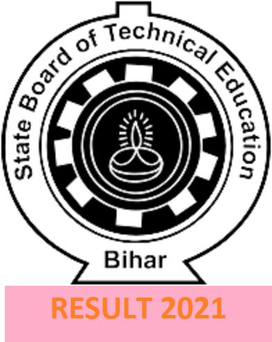 SBTE Results December 2021 Online - Bihar Diploma 1, 3, 5 Sem (Odd Sem) Results Dec 2021 1