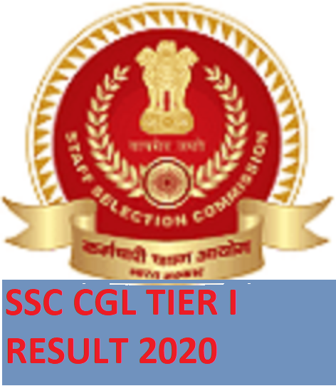 SSC CGL Tier 1 Result/Cut Off Marks 2020 - SSC CGL qualified candidates list PDF 2020 at ssc.nic.in 1