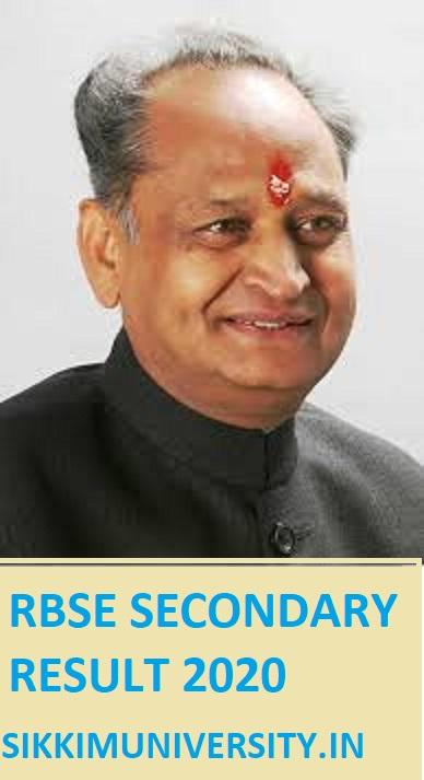 RBSE RAJ Board 10TH RESULT 2020 - राजस्थान बोर्ड सेकेंडरी रिजल्ट कल जारी हो सकता है 1