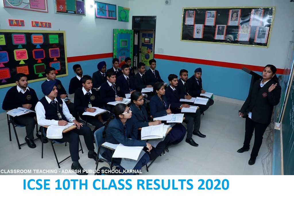 ICSE 10th Class Result 2020 CISCE Class 10th Results Download Name Wise 1